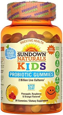 Sundown Naturals Kids Probiotic Supplement product image