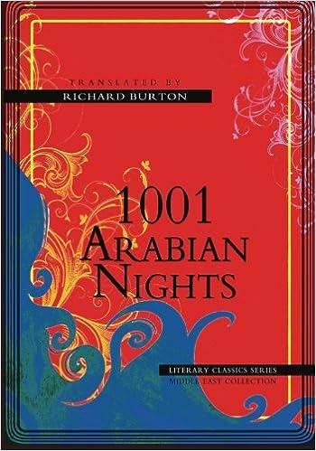 1001 Nights Book