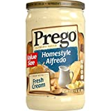 Prego Alfredo Sauce, Homestyle, 22 Ounce (Packaging May Vary)
