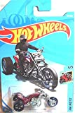 hot wheels moto - Hot Wheels 2018 50th Anniversary HW Moto Blastous Moto (Motorcycle) 179/365, Maroon
