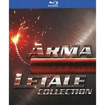 Arma Letale Collection (4 Blu-Ray) [Italia] [Blu-ray]