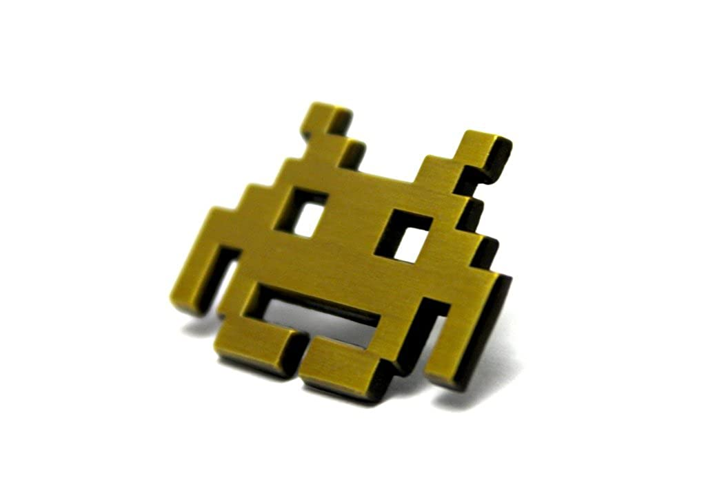 The Space Invader Pin Sloth Steady