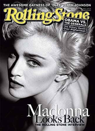 Rolling Stone: Amazon com: Magazines
