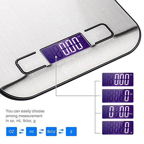 The 8 best kitchen scales under 20