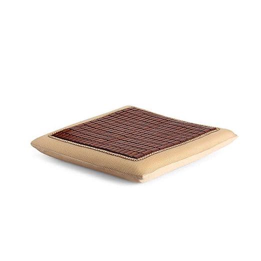 GTD-Cojines para Exterior, Summer Bamboo Cool Pad Silla de ...