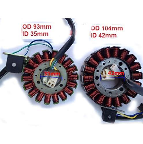 Linhai 260cc-300cc 18 Coil Stator 35mm I.D For Linhai Yamaha Engine Scooter