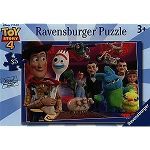 Ravensburger 08796 Disney Pixar Toy Story 4 – 35 Piece Jigsaw Puzzle for Kids – Every Piece is Unique – Pieces Fit…