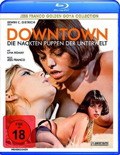 Downtown (1975) ( Downtown - Die nackten Puppen der Unterwelt ) ( Down town ) [ Blu-Ray, Reg.A/B/C Import - Germany ] (Ray-ray Nackt)