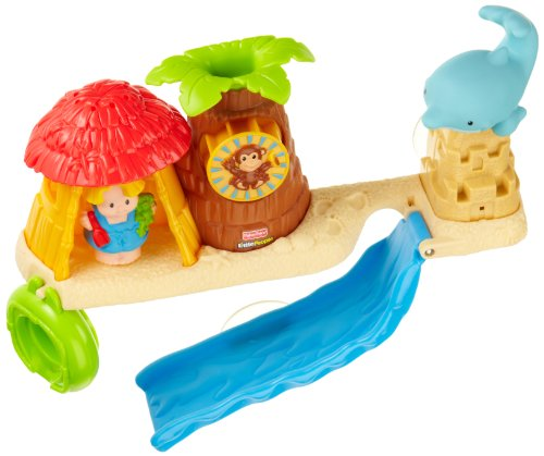 Fisher Price Little People Bathtub (Fisher-Price Little People Splash 'n Scoop Bath Bar)