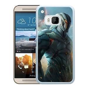 Unique DIY Designed Cover Case For HTC ONE M9 With Futuristic Soldier Fantasy Mobile Wallpaper 1 (2) Phone Case