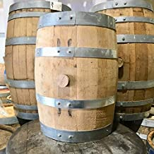 New 5 Gallon Whiskey Barrel