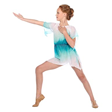 348721421 Amazon.com  Alexandra Collection Youth Lace Watercolor Lyrical Dance ...