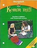 Komm Mit!, Holt, Rinehart and Winston Staff, 0030650178