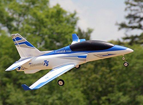 HobbyKing Tornado 75 EDF Sports Jet 1100mm (PNF)