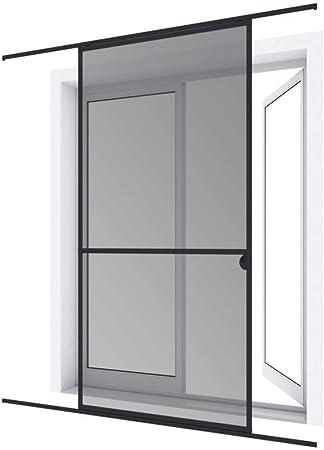 Pro insect PRO - Mosquitera de doble puerta corredera (240 x 240 ...