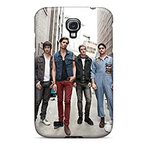 Samsung Galaxy S4 OLK10776hybT Customized Trendy Boys Like Girls Band Series Scratch Protection Hard Cell-phone Cases -TimeaJoyce