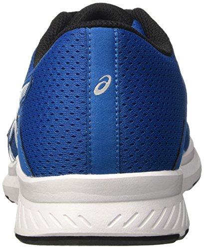 Asics Fuzor, Zapatillas de Deporte para Hombre Azul (Thunder Blue/white/black)
