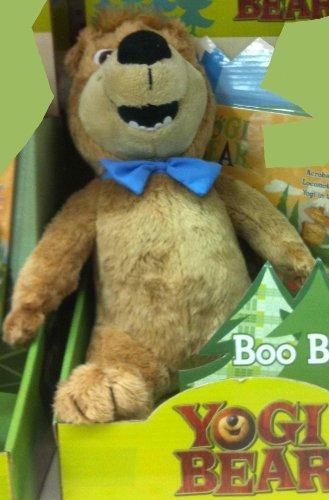 Amazon Com Hana Barbera Cartoon Icon Yogi Bear 12 Plush Boo Boo