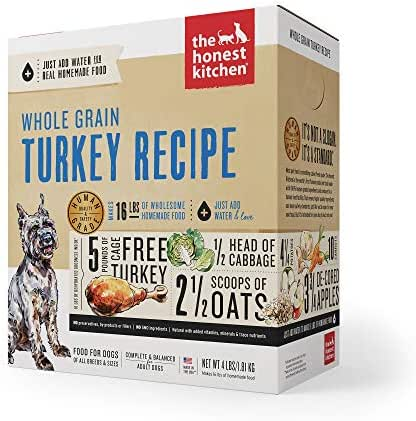 Dog Food: Honest Kitchen Whole Grain