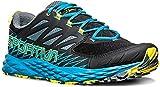 La Sportiva Lycan Running Shoe - Men's Black/Tropic