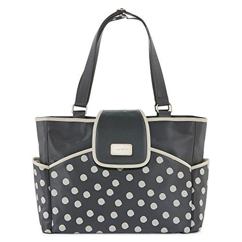 Carter's Diaper Bag - Polka Dot Print