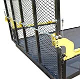 trailer gates - Jungle Jim's Accessory Products Rapid Latch, Tailgate Locking System, Works with or Without Gorilla Lift and/or EZ Gate.