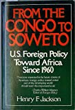 From the Congo to Soweto, Henry F. Jackson, 068801626X