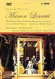 Puccini - Manon Lescaut [DVD]