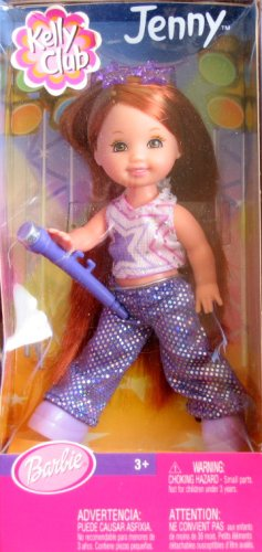 - Barbie JENNY Singing Star - Kelly Club All Grown Up Series (2002)