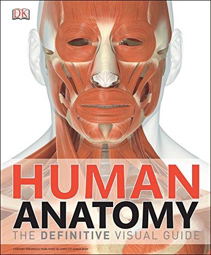 Human Anatomy: The Definitive Visual Guide