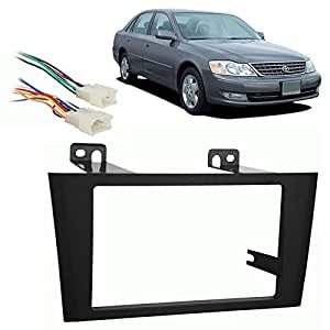fits toyota avalon 2000 2004 double din stereo. Black Bedroom Furniture Sets. Home Design Ideas