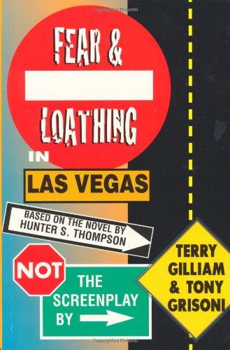 Fear and Loathing in Las Vegas: Not the Screenplay (Fear Sheet Music)