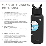Simple Modern Reusable Wide Mouth Stainless Steel