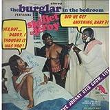 the burglar in the bedroom LP