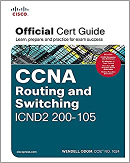 CCNA Routing And Switching ICND2 200-105 Official Cert Guide Mobi Download Book
