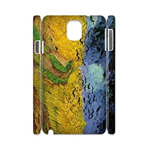 IMISSU Oil painting Phone Case For Samsung Galaxy Note 3 N9000