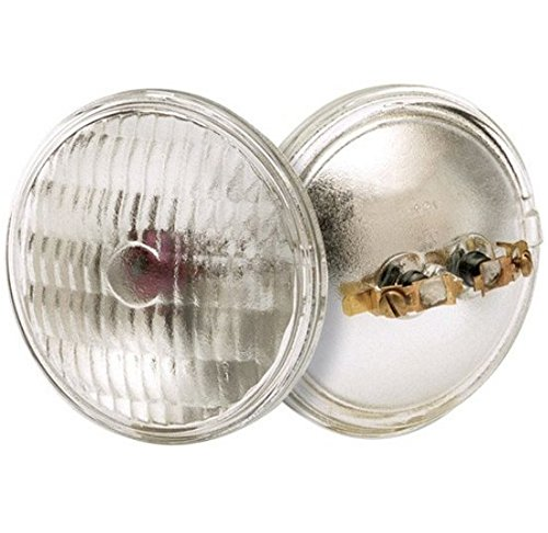 Satco S4307 35 Watt sealed beam PAR36, Screw Termnial base, 12.8 volts (Pack of 12) by Satco