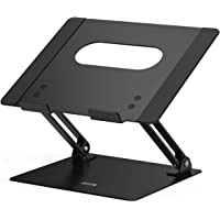 Besign LS10 Aluminum Laptop Stand, Ergonomic Adjustable Notebook Stand, Riser Holder Computer Stand Compatible with Air…