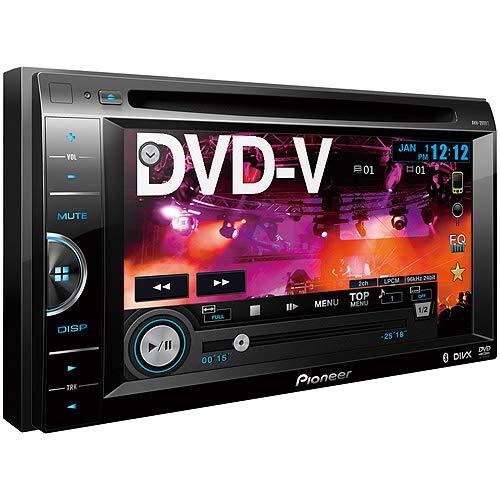 Pioneer AVH-200BT In-dash DVD/CD/MP3 Receiver