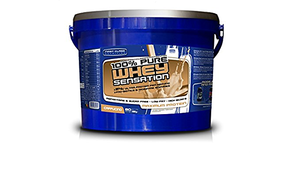 First Class Nutrition Whey Sens Cappucino 3.5kg NUT1096/31 ...
