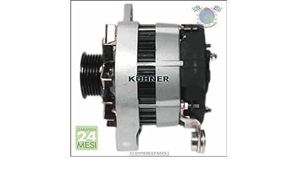 FSK Alternador Kuhner VOLVO 440 K Diesel 1992> 1996: Amazon.es: Coche y moto