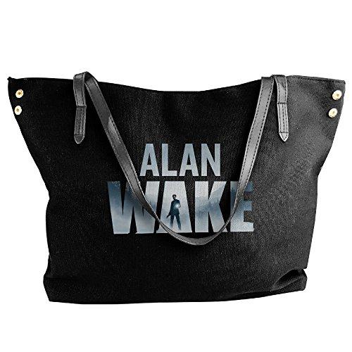 [Alan Wake Handbag Shoulder Bag For Women] (Alan Wake Costume)