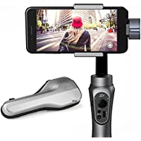 Zhiyun Smooth Q 3 Axis Handheld Gimbal Stabilizer Wireless Control For Max 6 inch Smartphones Iphone7 6s plus Android Samsung Galaxy Huawei Xiaomi Gopro