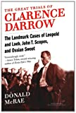 The Great Trials of Clarence Darrow, Donald McRae, 0061161500