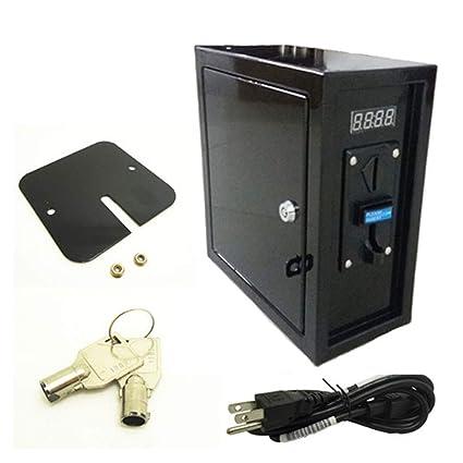 Amazon com: Tongmisi Coin Operated Timer Control Box 6 Multi