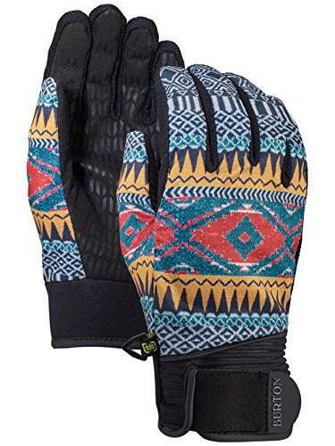 Burton Women's Park Glove (Tahoe Freya Weave, Small)