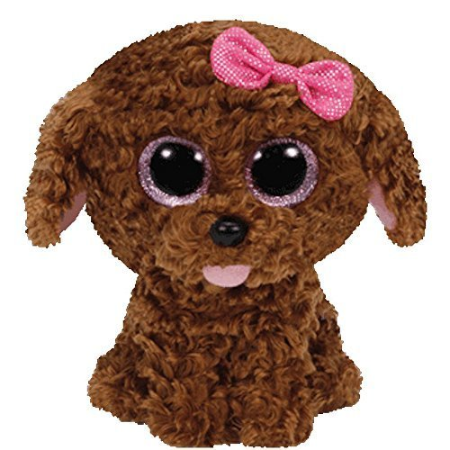 4efb2793469 Ty Inc Beanie Boo Plush Stuffed Animal Maddie Brown Puppy Dog by Ty Inc.