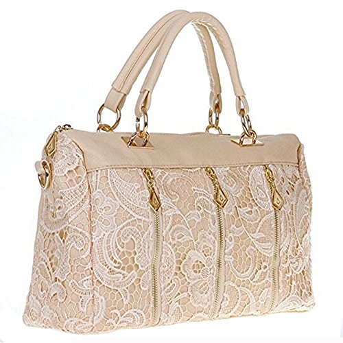 KERAL Boutiques Carry Casual Big Bag Vintage Lace Bags Lady's Handbags