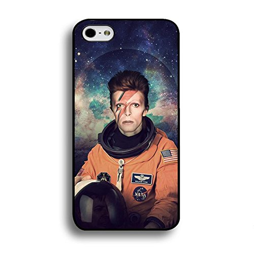 Iphone 6 / 6s ( 4.7 Inch ) Cover Shell Fashion Universe Nebula Design GlamRock style Musician David Bowie Phone Case Cover Great Singer Perfect