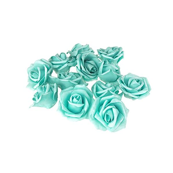 Homeford-Foam-Roses-Flower-Head-Embellishment-3-Inch-12-Count